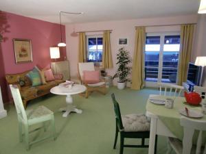 Wohnraum Fewo Siegsdorf